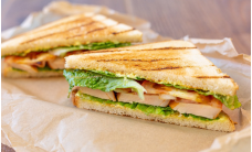 Клаб-сендвич №1