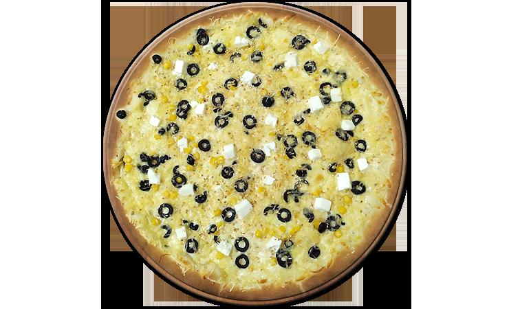 Пицца Греческая