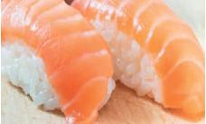 Суши с лососем (1шт.)